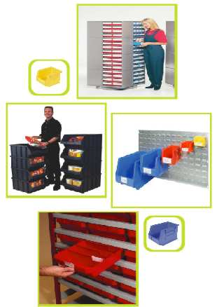 Office Storage Containers