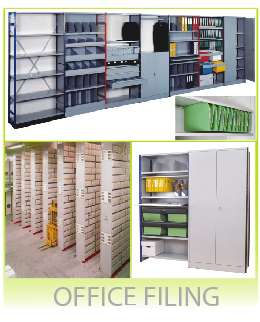 Types of Shelving