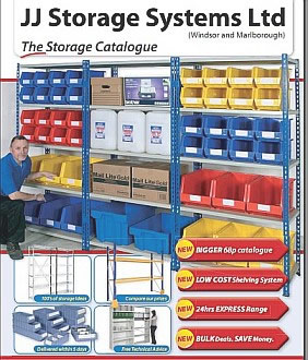 Warehouse Business Storage Catalogue
