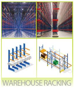 Warehouse Racking Storage
