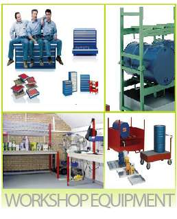 Workshop Workbench Equipment UK