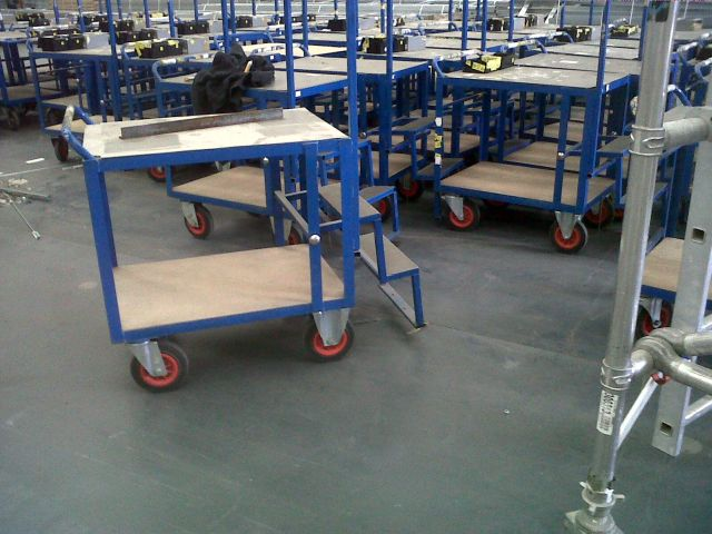 50-Picking-Trolleys-In-Middlesex-warehouse-storage