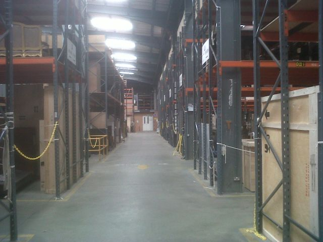 150 Bays Dexion Pallet Racking - Hounslow