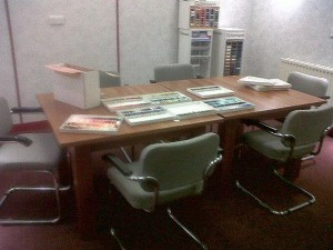 Second Hand Meeting Room Desks Chairs