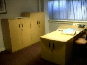 Used Office Desks 25 Units