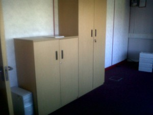 Used Office Cupboards - 30 Units