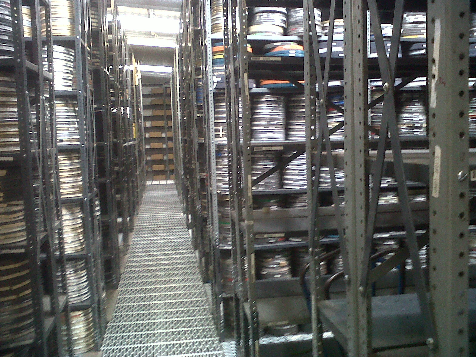 Strange High Density Shelving Film Storage Used And Second Hand Download Free Architecture Designs Boapuretrmadebymaigaardcom