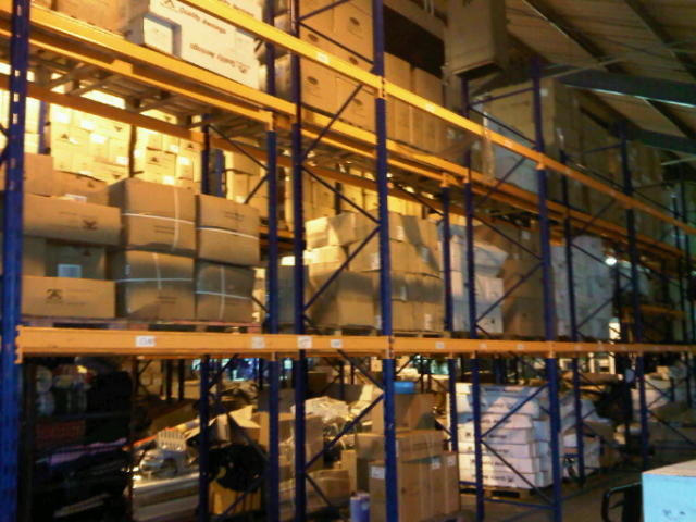 Used Pallet Racking | Hi Lo Pallet Racking Available